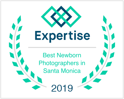 voted best newborn photographers santa monica 2019