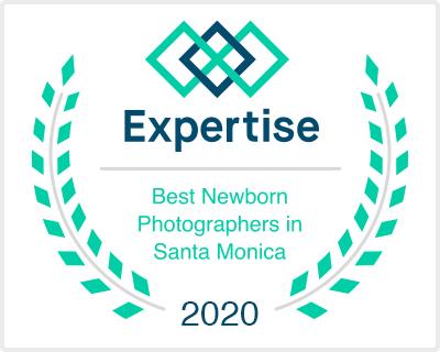 voted best newborn photographers santa monica 2020